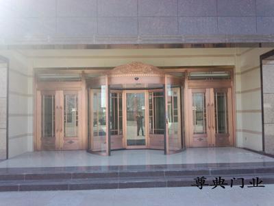 贵阳贵阳酒店旋转门