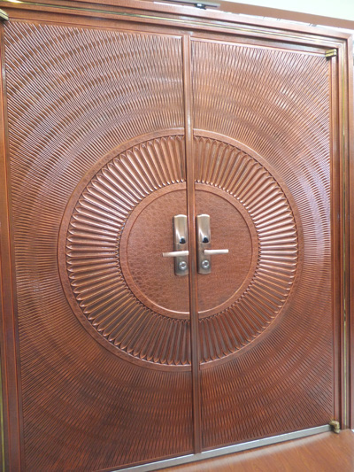 贵阳铸铝门