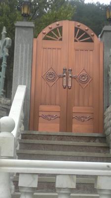贵州别墅铜门
