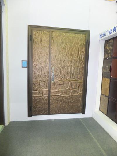 贵阳子母铸铝门