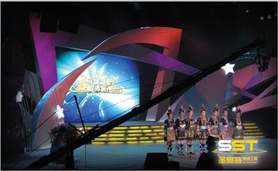 贵州舞台设计