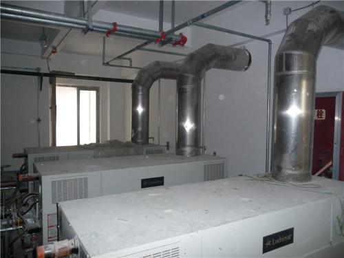 锅炉安装技术