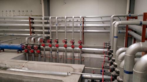 锅炉安装厂