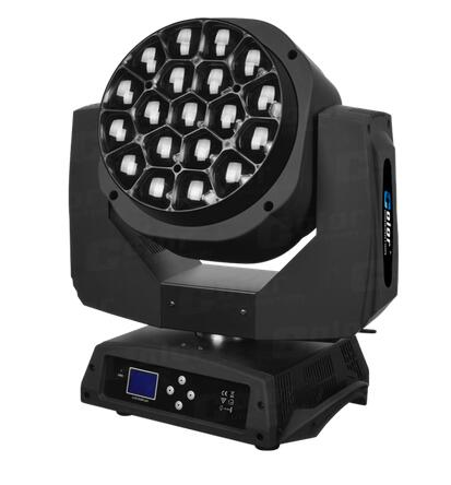 LED电脑摇头染色光束灯