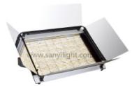 LED三基色平板灯