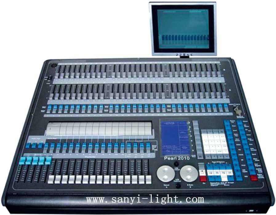 珍珠2010控制台