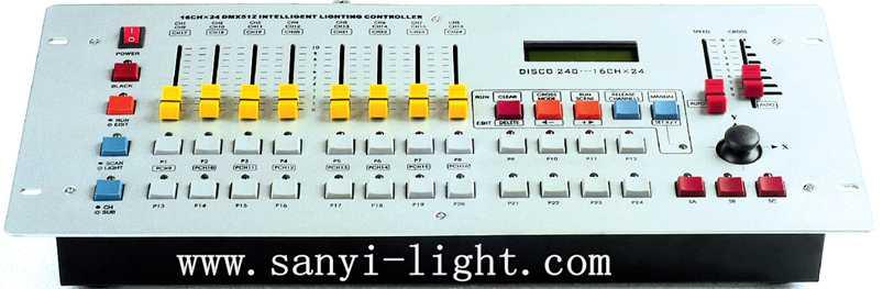 240电脑灯控台