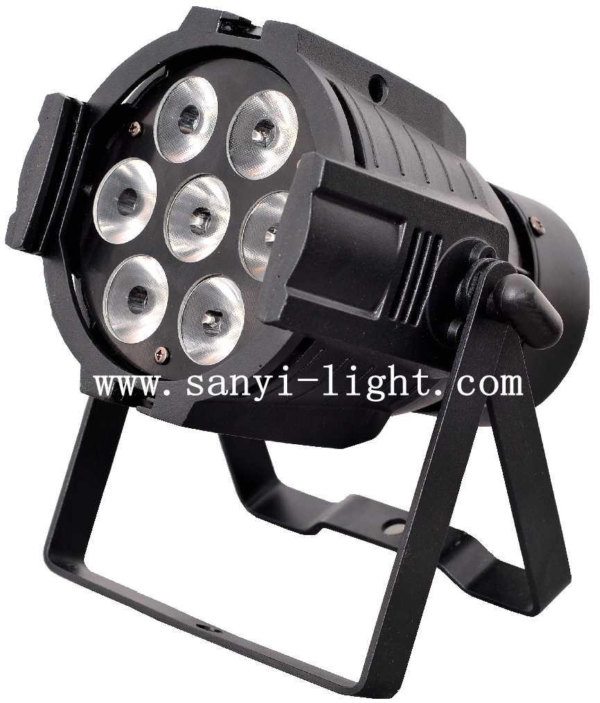 7颗4in1 LED全彩帕灯
