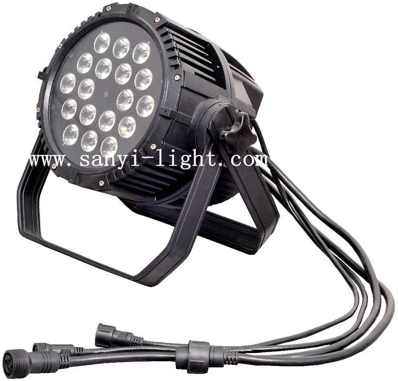 4in1*18 LED 防水PAR灯