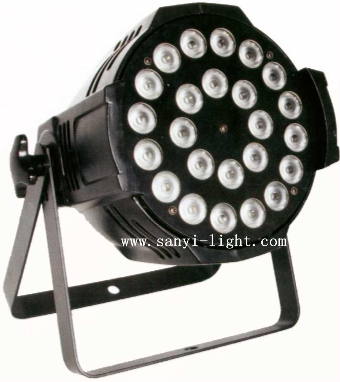 24颗3in1 LED全彩帕灯