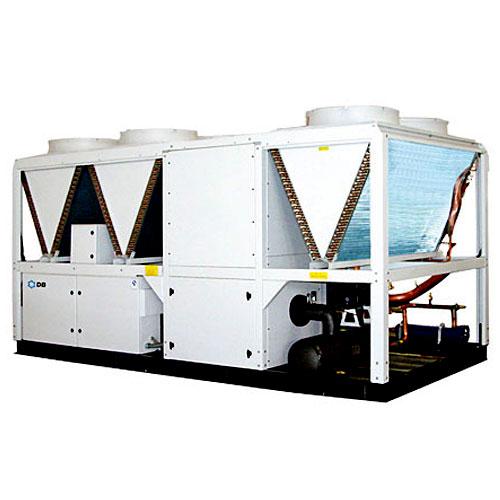 ACDX(HP)-R风冷全封闭螺杆热泵机组