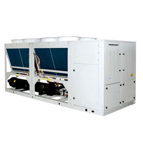 ACDXHP风冷全封闭螺杆热泵机组