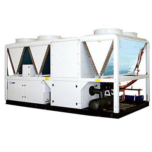 ACXHP-R风冷全封闭螺杆热泵机组