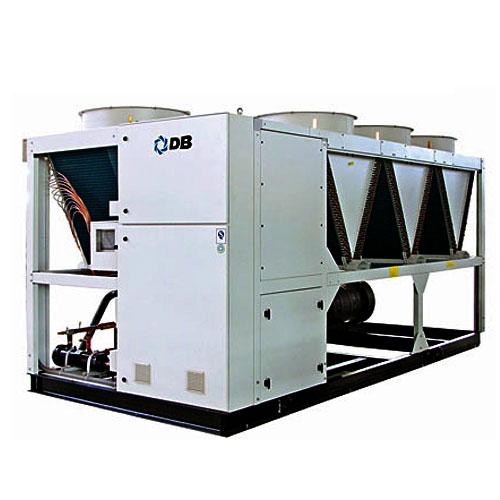 ACX-R风冷全封闭螺杆冷水机组