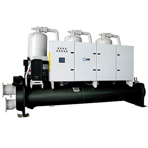 WCFXHP全封闭螺杆水源热泵机组
