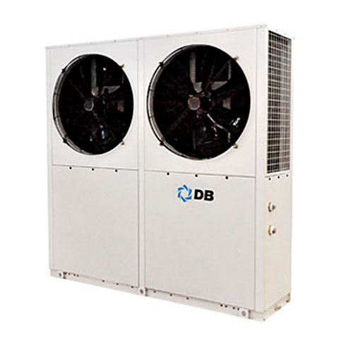 DCAC(HP)小型整体式风冷冷水(热泵)机组