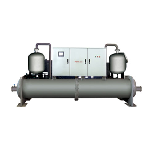 R134a水冷螺杆机组R4E系列