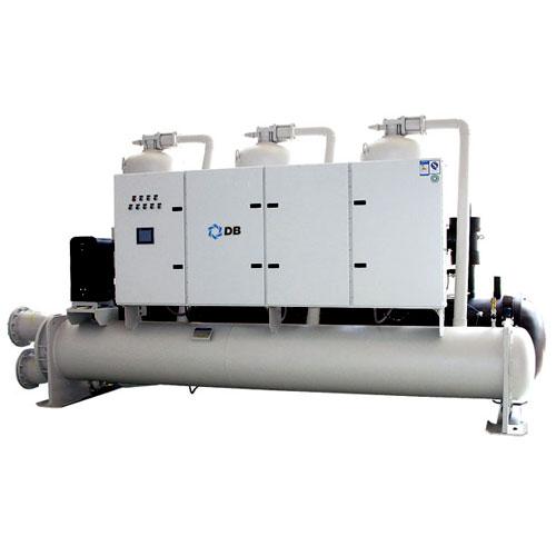 WCFX-R22水冷全封闭螺杆冷水机组