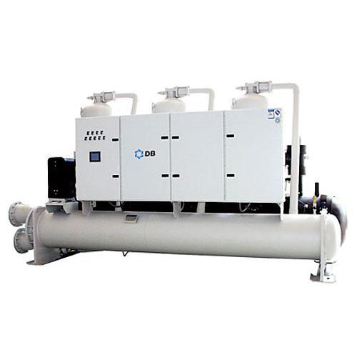 WCFX-R134A水冷全封闭螺杆冷水机组