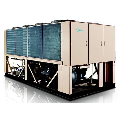 风冷中央空调系统维护