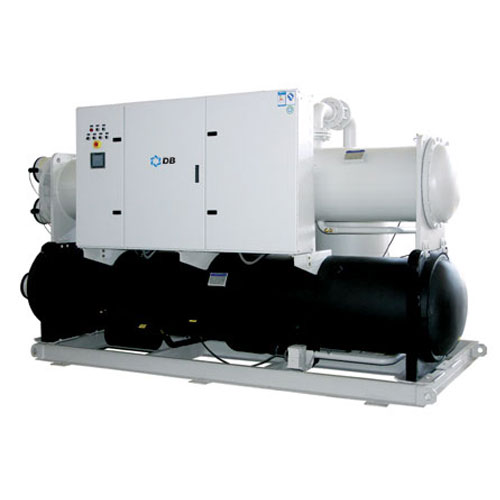 WCFX-E水冷全封闭螺杆冷水机组