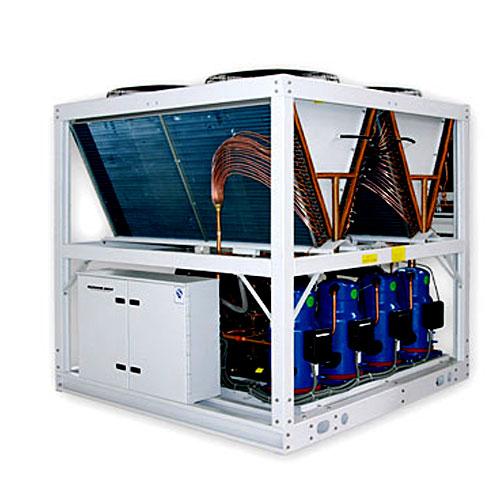 ACDS(HP)风冷模块冷水(热泵)机组品