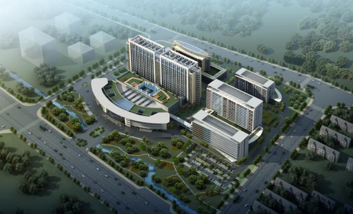 郑州市第十六人民医院(绿色三星)