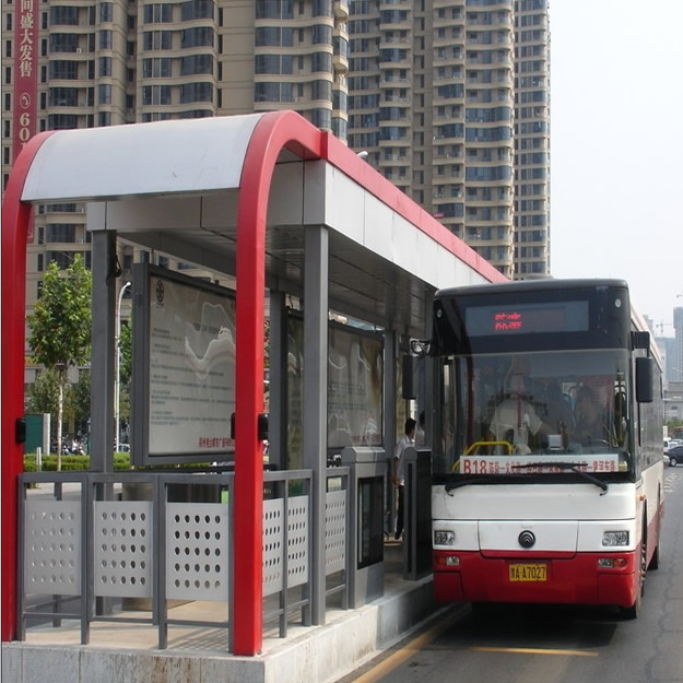 石家庄公交站牌制作