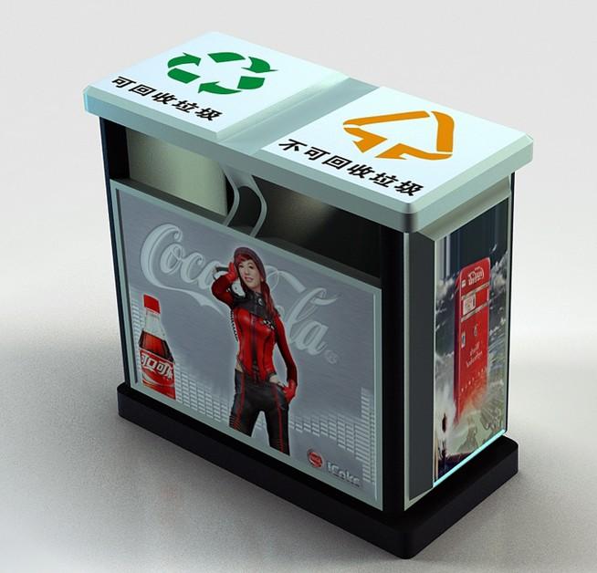 不锈钢垃圾箱制作