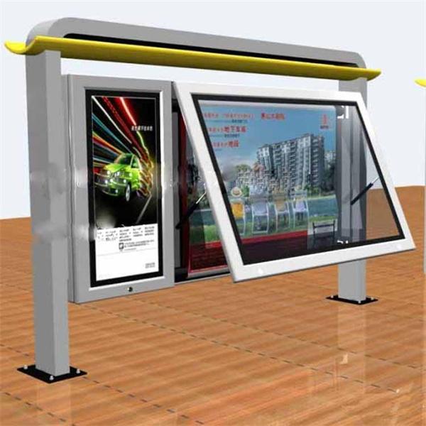 【技巧】候车亭制作厂家功劳 选择公交候车亭要注重细节
