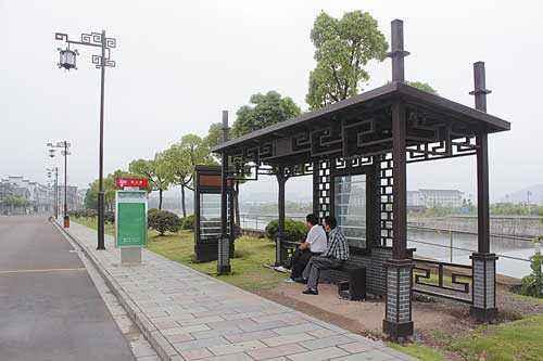 河北专业设计-制作-安装公交候车亭/不锈钢候车亭/候车亭