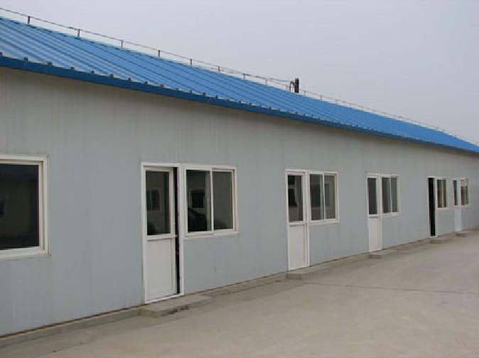 贵州坡顶活动房