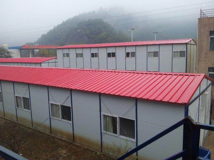 贵州坡顶活动板房