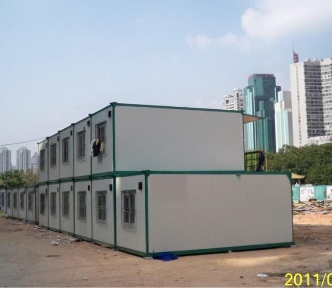 都匀集装箱活动房