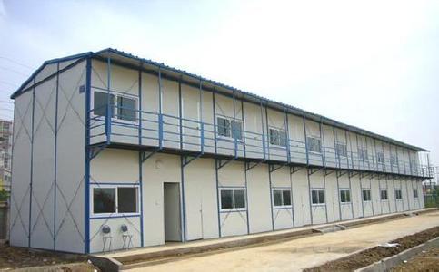 貴州彩鋼活動房