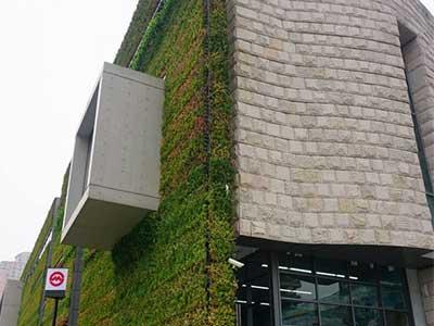 绿色星级建筑冷暖配套