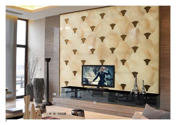 整体电视墙安装