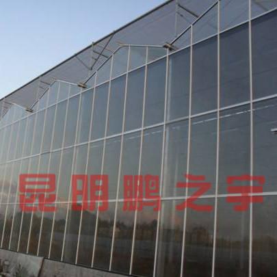 云南鹏之宇温室工程安装