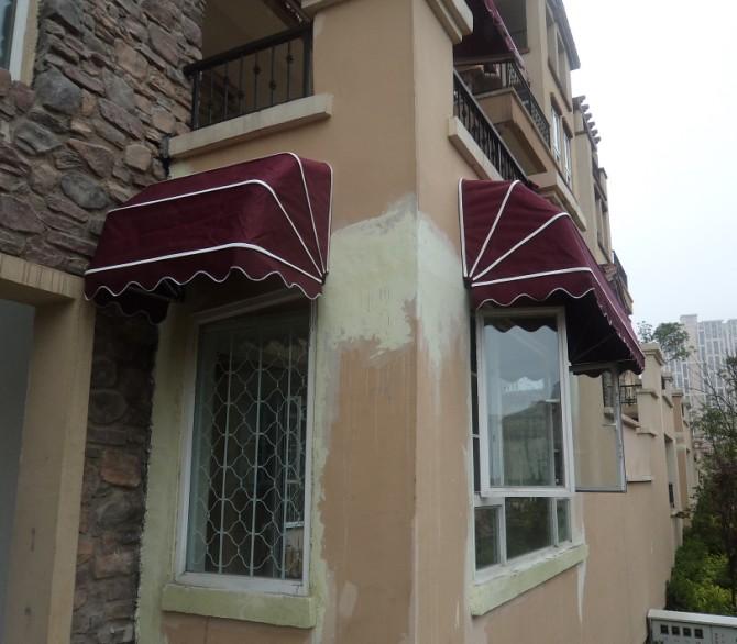窗式遮阳篷