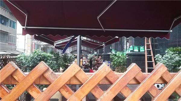 贵州收缩帐篷