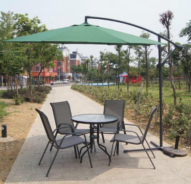 休闲太阳伞