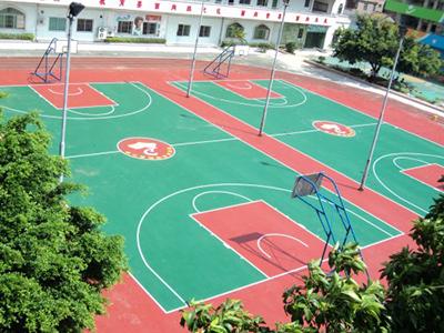 贵州PU球场