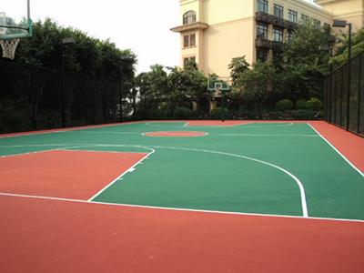云南贵州硅PU球场