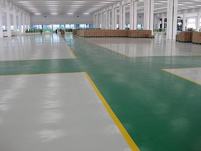 武汉贵州环氧地坪漆施工