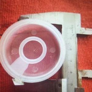 塑料桶拉环内盖