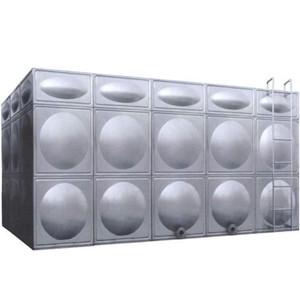 郑州不锈钢方形水箱