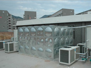 工程保温水箱
