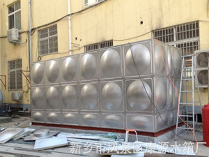 空气能承压水箱