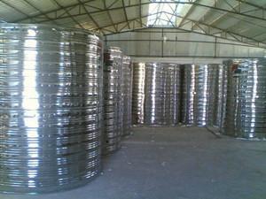 不锈钢保温水罐