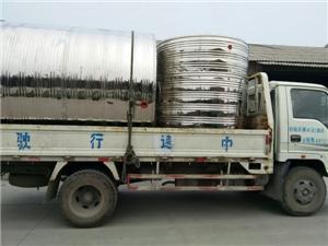 5吨不锈钢保温水箱